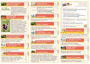 Programme Juin page 2